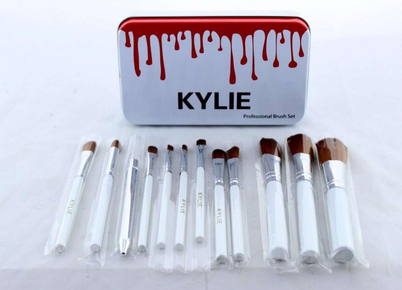 Кисточки для макияжа Make up brush set White SKL11-190462