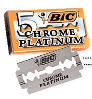 Лезвия для бритья BIC chrome platinum