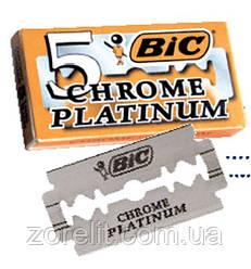 Леза для гоління BIC chrome platinum