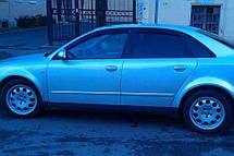 Дефлекторы окон Audi A4 Sd B6/B7 2000-2008