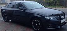 Дефлекторы окон Audi A4 Sd B8 2008-2011