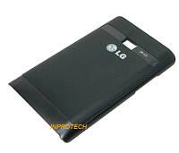 Задняя крышка LG E400, E405 Optimus L3 Black
