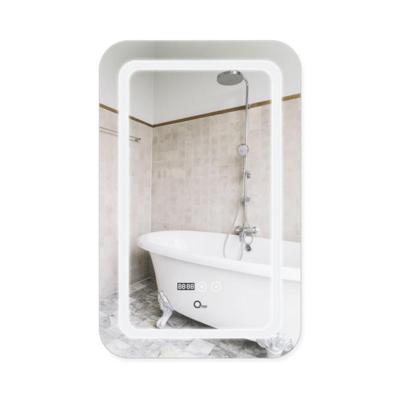 Зеркало Q-tap Mideya LED DC-F912 с антизапотеванием 600х800