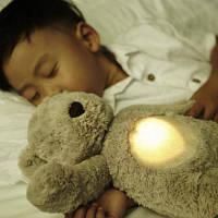 Ночник Cloud B Мишка Тедди (7404-ZZ). Детские светильники и ночники