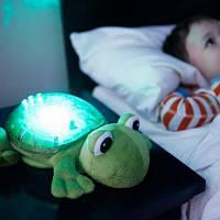 Ночник Cloud B Лягушка (7423-FG). Детские светильники и ночники