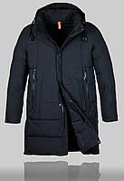 Теплая зимняя мужская куртка Malidinu (18878-1), куртки мужские, спортивная мужская куртка, Черный