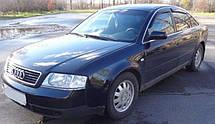 Дефлекторы окон Audi A6 Sd С5 1997-2004