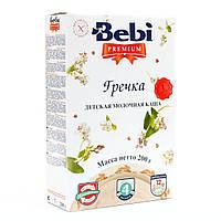 Детская молочная каша Гречка , 200 г 1002626 ТМ: Bebi Premium