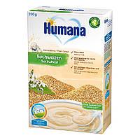 Каша Humana гречневая безмолочная, 200 г 77564 ТМ: Humana