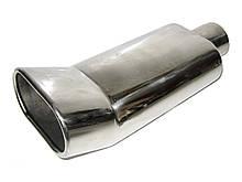 Прямоточный глушитель НГ-0673 d-60mm нержавейка