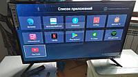 LED телевизор L42 Smart TV на Android 9.0 с Т2, HDMI и USB под SAMSUNG, Качественный телевизор смарт тв 4К