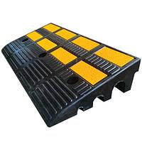 Резиновый заезд на бордюр 15см - ПР-4-15