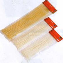 Хомут пластиковый KING 5x400мм белый (100шт) (упаков.)