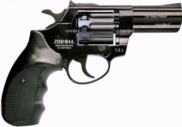 Револьверы под патрон флобер
