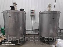 Ваги бункерні для статичного зважування (пристрій зважування ємностей)
