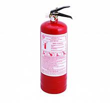 Огнетушитель порошковый на 2 кг