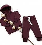 Теплый трикотажный костюм для малышей COOL (9 мес-4 года), фото 2