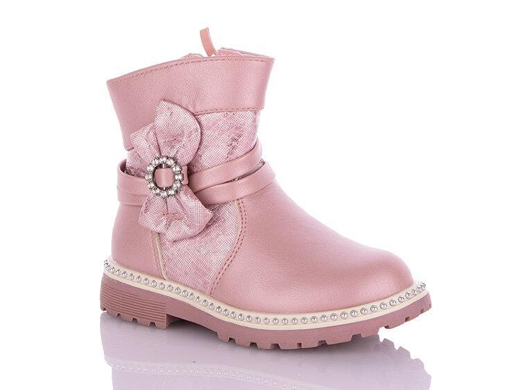 Демисезонные ботинки детские, 22-27 размер, 8 пар, Lilin