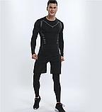 Компрессионная одежда 5в1 + Подарунок кроссивки, фото 2