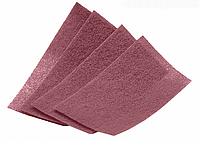 Шліфувальний войлочний лист Norton BearTex Thin-Flex P320 100 х 200 мм червоний