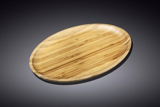 Бамбуковое блюдо Wilmax Bamboo 35,5х24,5 см WL-771069