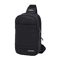 Рюкзак повседневный (Городской) National Geographic Peak N13805;06 черный