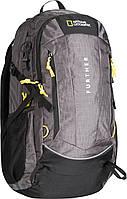 Рюкзак спортивный National Geographic Destination N16083;22 серый