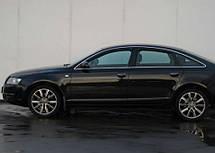 Дефлекторы окон Audi A6 Sd C6 2005-2011