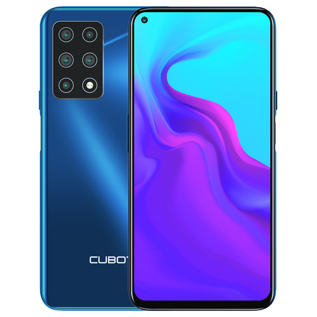 Cubot X30 6/128Gb blue