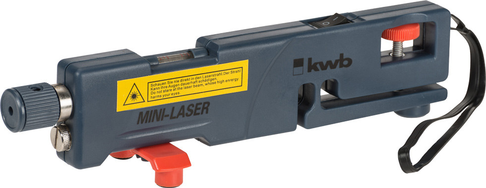Нивелир лазерный красный KWB 064500