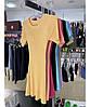 Платье трикотажное с коротким рукавом, фото 9