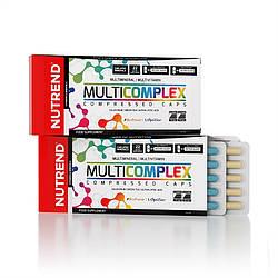 Витамины Nutrend Multicomplex Compressed Caps 60 caps