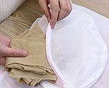 Мешок для стирки, 25*20 см, фото 3