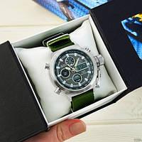 Оригинальные мужские наручные часы AMST Кварцевые