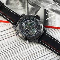 Крутые мужские оригинальные Наручные часы AMST 3022 Черные