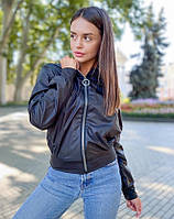 Куртка женская плащевка на молнии  42-44 44-46, фото 1