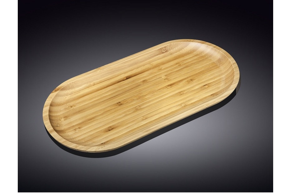 Блюдо Wilmax для подачи Bamboo 40,5х20,5 см WL-771061