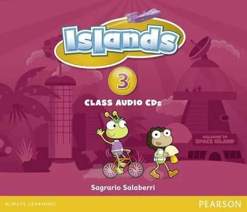Islands 3 Class Audio CDs