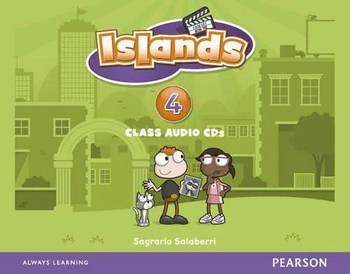 Islands 4 Class Audio CDs
