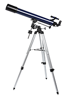 14-06-204. Телескоп в пластиковом боксе, F90080EQII-A