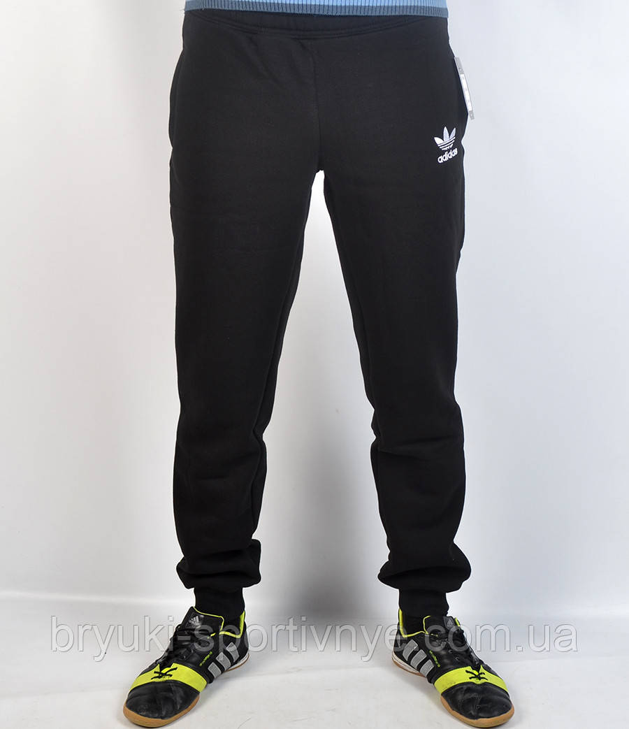 Штаны спортивные зимние Adidas под манжет 50 - 54