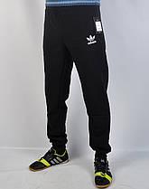 Штаны спортивные зимние Adidas под манжет 50 - 54, фото 2