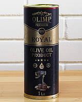 Масло оливковое первого отжима Extra Virgin Olive Oil OLIMP ROYAL, 1 л (Греция)