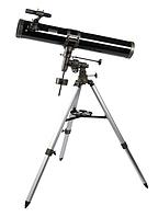 14-06-203. Телескоп в пластиковом боксе, F900114EQIII-M