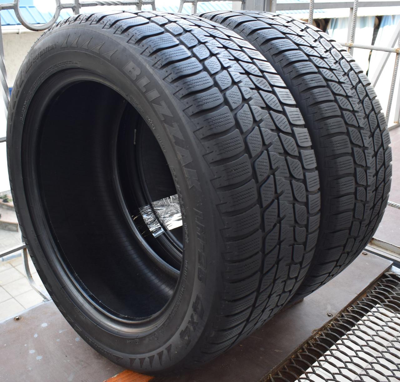 Шини б/у 265/50 R19 Bridgestone Blizzak LM25, ЗИМА, пара