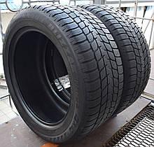 Шины б/у 265/50 R19 Bridgestone Blizzak LM25, ЗИМА, пара