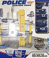Іграшка поліцейський паркінг 8801-6
