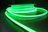 Гибкий светодиодный Неон уличный LTL FLEX 8Х16мм 120 LED 2835SMD IP67 220V зеленый, фото 4
