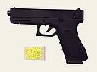 Дитячий пістолет ZM 17 Страйкбольный пістолет, фото 2