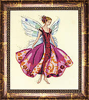 Схема Mirabilia Designs January's Garnet Fairy MD108